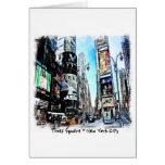 Times Square Tarjetón