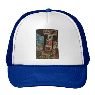 times square trucker hat