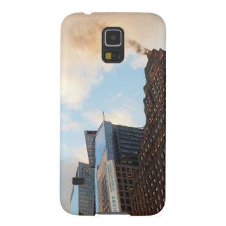 Times Square y el edificio de Paramount Carcasa Para Galaxy S5