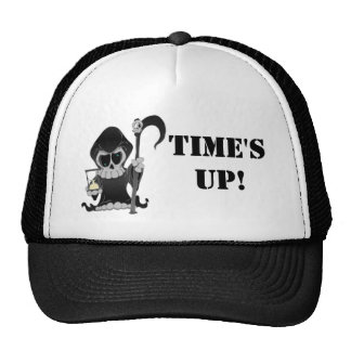 Time's Up! Trucker Hat