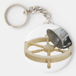 TimeSetSail072209 Keychain