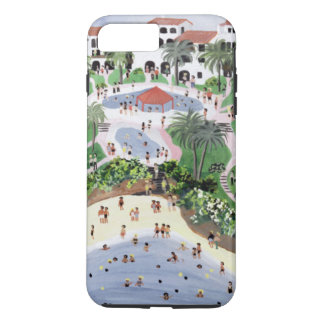 Timeshare Temptation 1990 iPhone 8 Plus/7 Plus Case