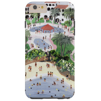 Timeshare Temptation 1990 Tough iPhone 6 Plus Case