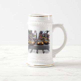 Timesquare New York City Mug