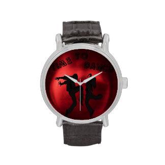 TimeToDance Relojes De Pulsera