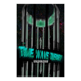 """Timewave Theory """"Unconscious"""" Poster"""