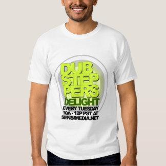 Timezone de la camiseta PST del placer de Poleras