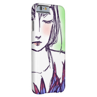 Timide Fleur Barely There iPhone 6 Case