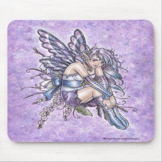 Timidity Fairy Mousepad