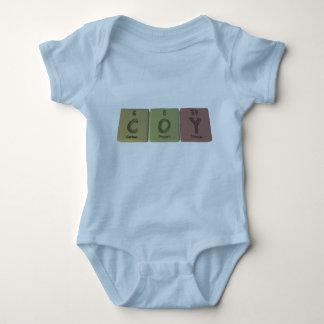 Tímido como oxígeno Yttirum del carbono Body Para Bebé