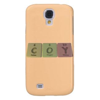 Tímido como oxígeno Yttirum del carbono Samsung Galaxy S4 Cover