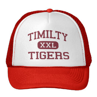 Timilty - Tigers - Middle - Roxbury Massachusetts Hat