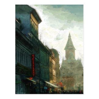 Timisoara Postcard