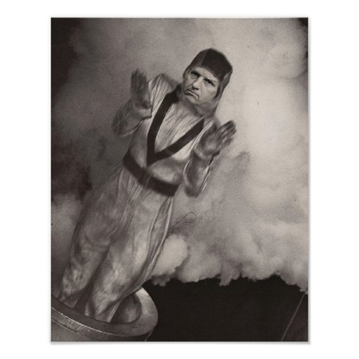 Timmay--the Human Cannonball Poster