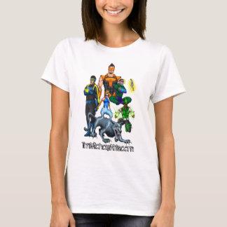 TimMichaelArts.com Supers T-Shirt