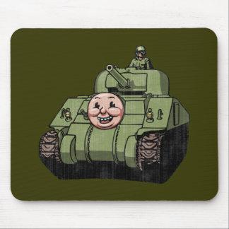 Timmy el tanque tapete de ratones