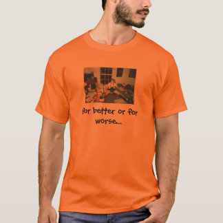 timmy!, for better or for worse... take two T-Shirt