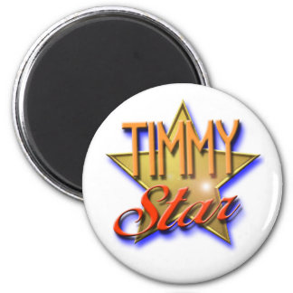 Timmy Star Magnet