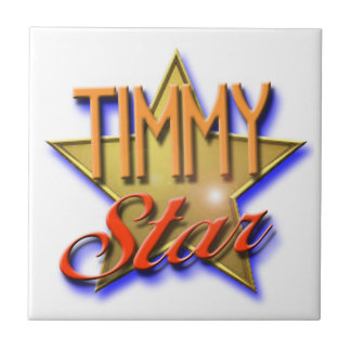 Timmy Star Tile
