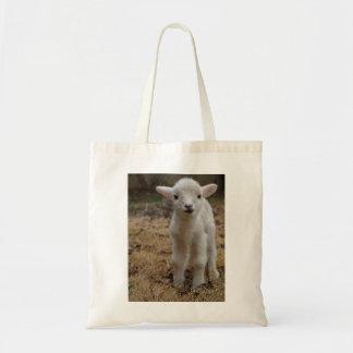 Timmy the Lamb Tote Bag