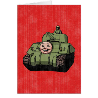 Timmy the Tank Card