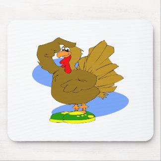 Timmy Turquía Alfombrillas De Ratones