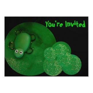 Timmy Turtle Invitation