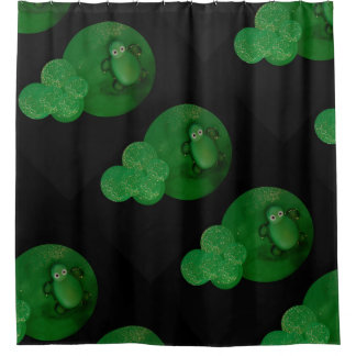 Timmy Turtle shower curtain