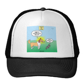 Timmys Cat Tinkles Trucker Hat