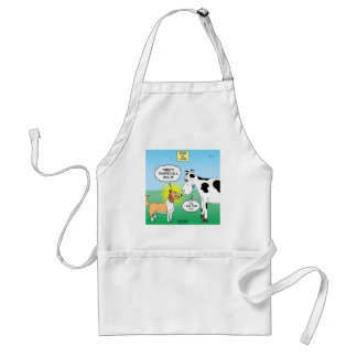 Timmys Cow Adult Apron
