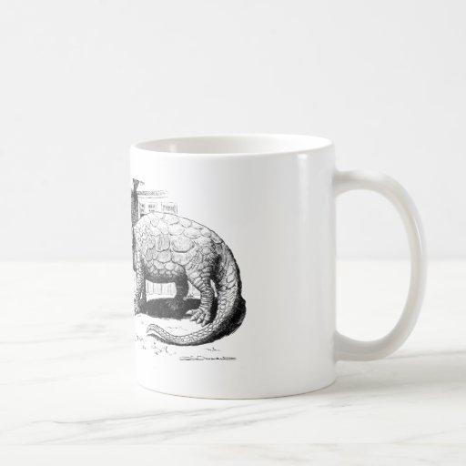 Timmy's Dinosaur Coffee Mug