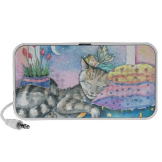 Timmy's Fairy Cat and Fairy Doodle Speaker