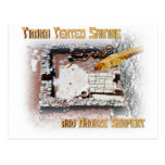 Timna Shrine and Bronze Serpent Post Cards