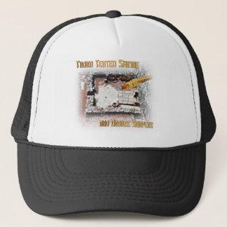 Timna Shrine and Bronze Serpent Trucker Hat