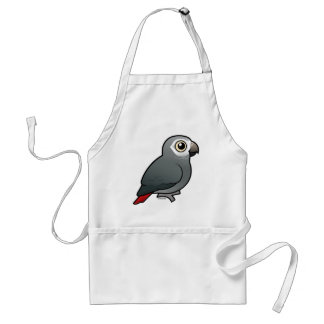 Timneh African Grey Parrot Adult Apron