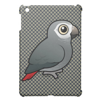 Timneh African Grey Parrot Cover For The iPad Mini