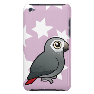 Timneh African Grey Parrot iPod Case-Mate Cases