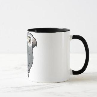 Timneh African Grey Parrot Mug