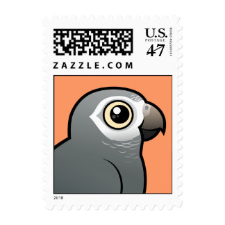 Timneh African Grey Parrot Postage