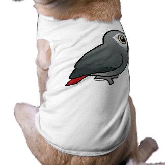 Timneh African Grey Parrot Tee