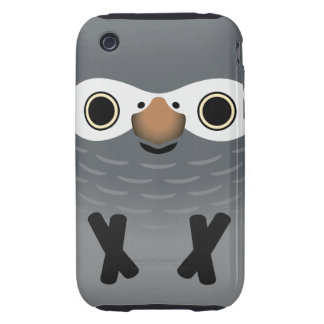 Timneh Grey Parrot (Adult) Tough iPhone 3 Case