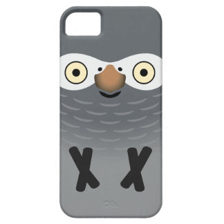 Timneh Grey Parrot (Dot) iPhone SE/5/5s Case