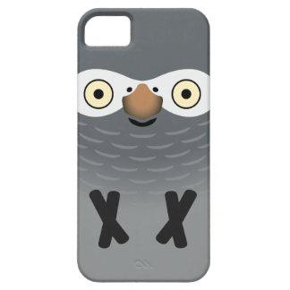 Timneh Grey Parrot (Dot) iPhone SE/5/5s Case