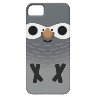 Timneh Grey Parrot (Young) iPhone 5 Cases