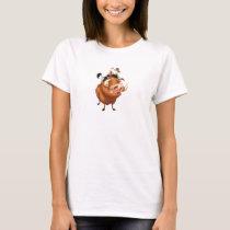 Timon and Pumba Disney T-Shirt