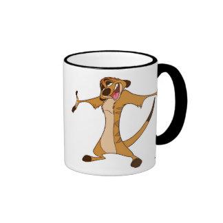 Timon Disney Ringer Mug