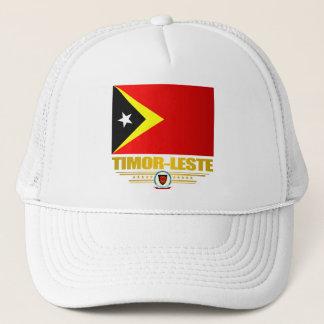 Timor-Leste (East Timor) Flag Trucker Hat