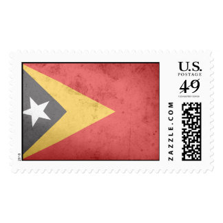 Timor-leste Flag Postage Stamps