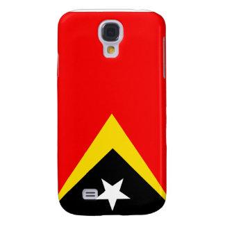 Timor Leste Flag Samsung Galaxy S4 Cover