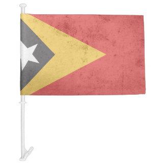Timor-leste Flag Car Flag